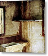 Corner Of Kitchen Metal Print