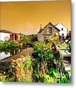 Cornish Reflections  Metal Print