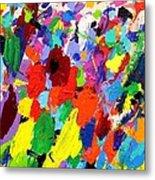 Cornucopia Of Colour I Metal Print by John  Nolan