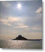 Cornwall - St Michael's Mount Metal Print