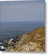 Cornwall - Trevose Head Metal Print