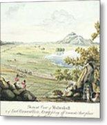 Cornwallis's Army Metal Print