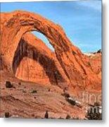 Corona Arch Canyon Metal Print