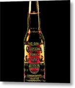 Corona Beer 20130405v3 Metal Print by Wingsdomain Art and Photography