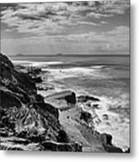 Coronado Islands From Cabrillo Metal Print