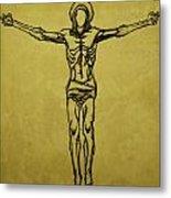 Corpus Christi And Dove Metal Print