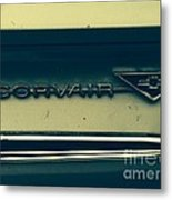 Corvair Metal Print