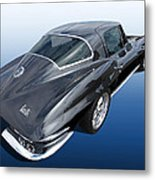 Corvette Stingray 1966 Metal Print