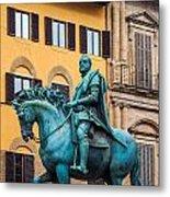 Cosimo De Medici Metal Print