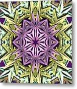 Cosmic Electricity Metal Print