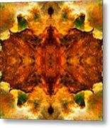 Cosmic Kaleidoscope 2  Metal Print by Jennifer Rondinelli Reilly - Fine Art Photography