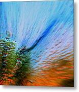 Cosmic Series 006 - Under The Sea Metal Print