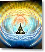 Cosmic Spiral Ascension 04 Metal Print
