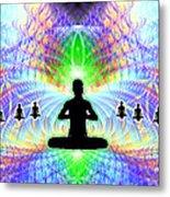 Cosmic Spiral Ascension 11 Metal Print