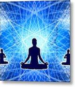 Cosmic Spiral Ascension 22 Metal Print
