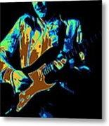 Cosmic Tones From Mick Metal Print