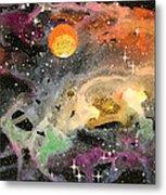 Cosmos Metal Print by Wolfgang Finger