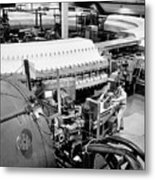 Cosmotron At Brookhaven National Lab Metal Print