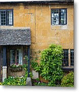 Cotswolds Cottage Metal Print