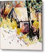 Cottage 3 Metal Print
