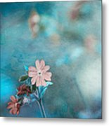 Cottage Garden Two Metal Print