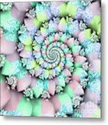 Cotton Candy I Metal Print