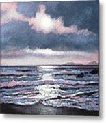 Coumeenole Beach  Dingle Peninsula  Metal Print