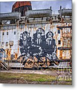 Council Of Monkeys Metal Print by Adrian Evans
