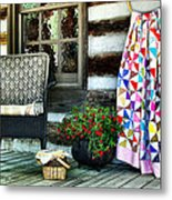 Country Accents Metal Print