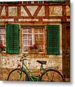 Country Charm Metal Print