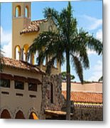 Country Club Of Coral Gables Metal Print