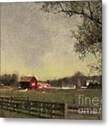 Country Collections Two Metal Print