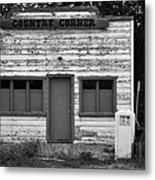 Country Corner Metal Print