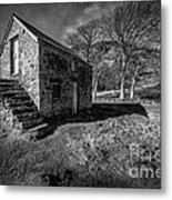 Country Cottage V2 Metal Print