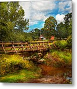 Country - Country Living Metal Print