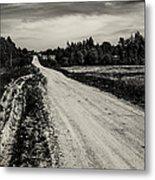 Country Road Take Me Home 1. Metal Print