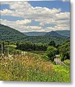 Country Roads Take Me Home Metal Print