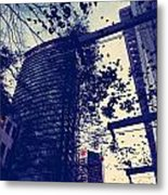 Country Smell City Stench  Metal Print
