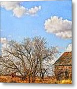 Country Smell Metal Print