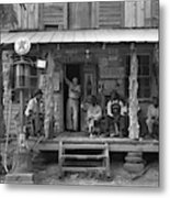 Country Store, 1939 Metal Print