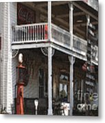 Country Store 2 Metal Print