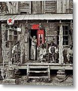 Country Store Coca-cola Signs Dorothea Lange Photo Gordonton North Carolina July 1939-2014. Metal Print