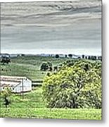 Country Style Metal Print