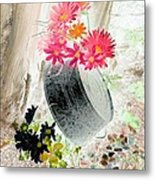Country Summer - Photopower 1501 Metal Print