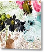 Country Summer - Photopower 1506 Metal Print
