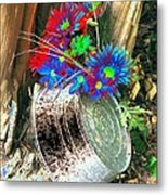 Country Summer - Photopower 1514 Metal Print