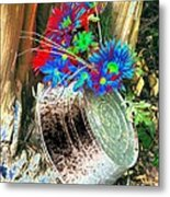 Country Summer - Photopower 1515 Metal Print
