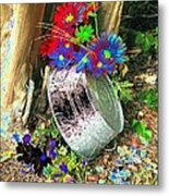 Country Summer - Photopower 1516 Metal Print