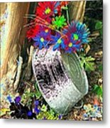 Country Summer - Photopower 1517 Metal Print