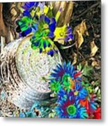 Country Summer - Photopower 1519 Metal Print